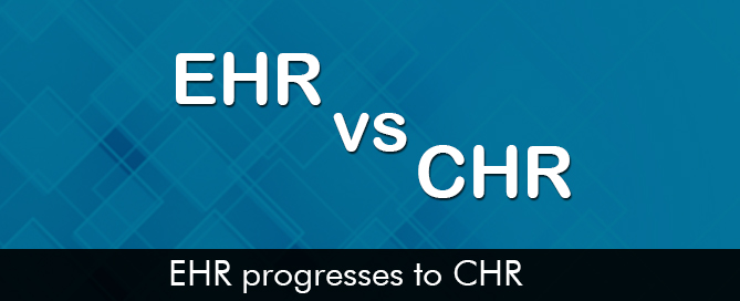 ehr progresses to chr