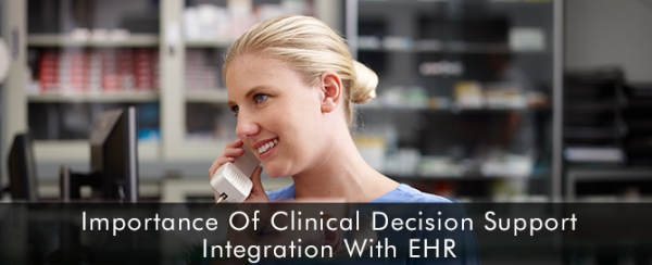 Clinical-Decision-Support-Integration-With-EHR
