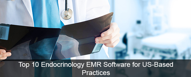 Top Endocrinology EMR Software