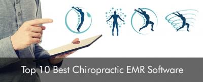 Top 10 US Ranked Chiropractic EMR Software