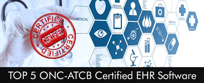 TOP-5-ONC-ATCB-Certified-EHR-Software