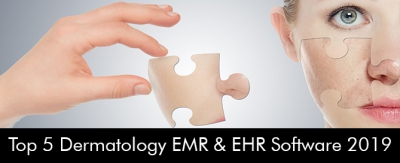 Top-5-Dermatology-EMR-and-EHR-Software-2019