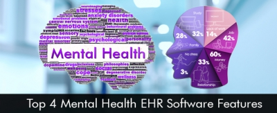 Top 4 Mental Health EHR Software Features