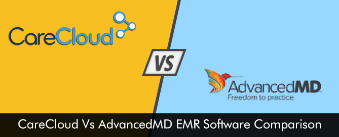 CareCloud Vs AdvancedMD EMR Software Comparison