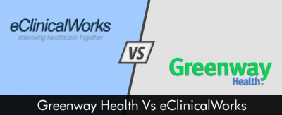 Greenway Health Vs eClinicalWorks EMR Software Comparison