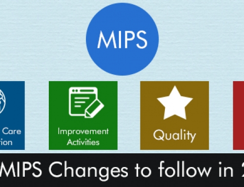 Latest MIPS Changes to follow in 2019
