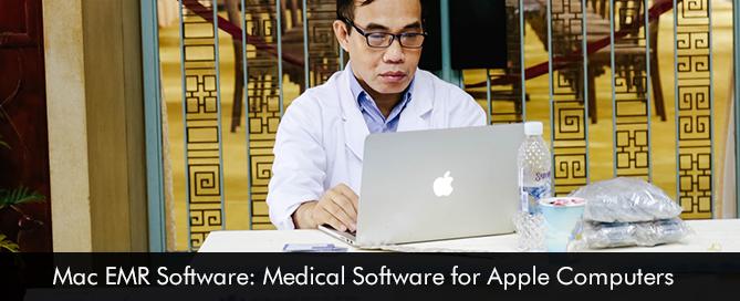 Mac EMR Software: Medical Software for Apple Computers