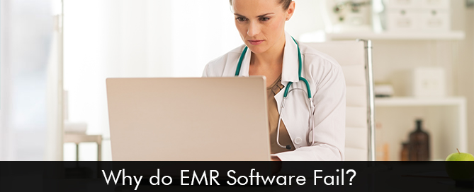Why do EMR/EHR Software Fail EMRFinder