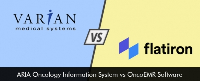 ARIA vs OncoEMR Oncology EMR Software Comparison