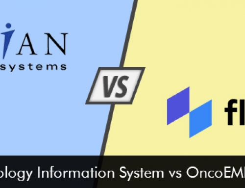 ARIA® Oncology Information System VS OncoEMR Software