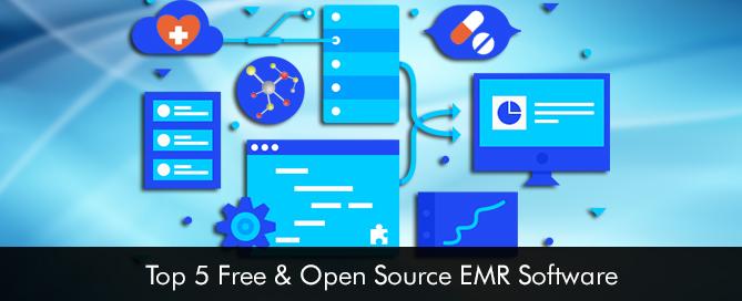 Top 5 Free and Open Source EMR Software EMRFinder