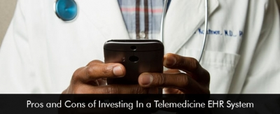 Pros and Cons of Investing In a Telemedicine EHR System