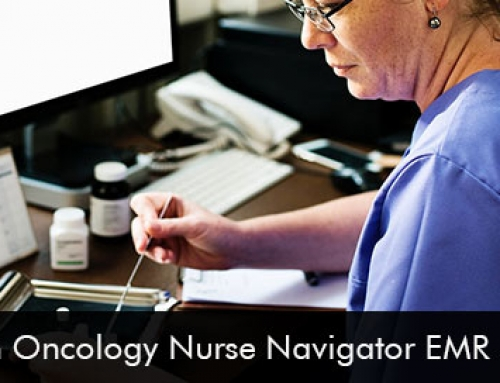 What is an Oncology Nurse Navigator EMR Software?