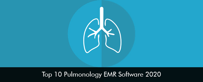 Top 10 Pulmonology EMR Software 2020