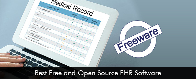 Best Free and Open Source EHR Software