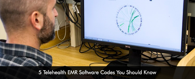 5 Telehealth EMR Software Codes You Should Know