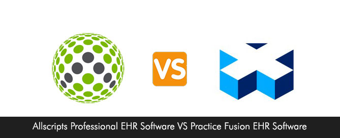 Allscripts Professional EHR Software VS Practice Fusion EHR Software