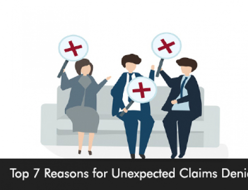 Top 7 Reasons for Unexpected Claims Denial