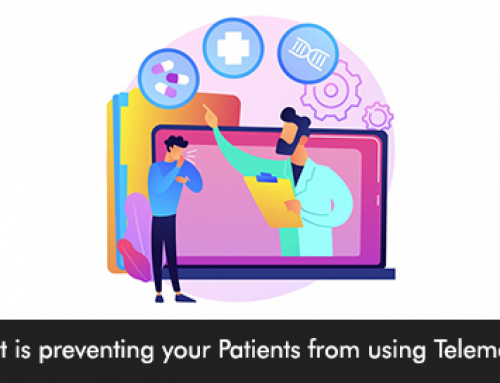 What is preventing your Patients from using Telemedicine?
