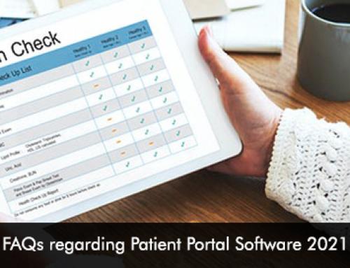 FAQs regarding Patient Portal Software 2021