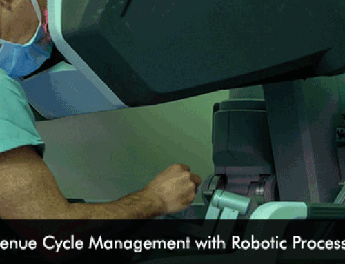 Improving Revenue Cycle Management with Robotic Process Automation